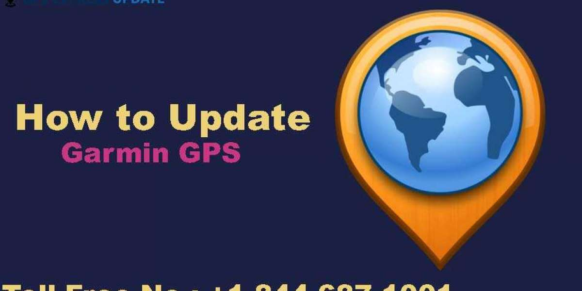 How to Update Garmin GPS | Toll Free No +1 844-687-1001