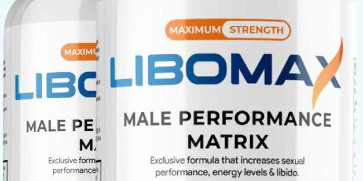 Libomax Male Performance Matrix :Boost frequency of erections