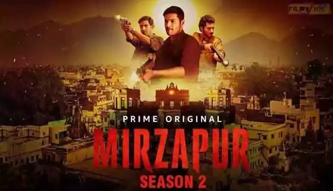 Mirzapur 2 Amazon Prime series Review, Release Date, Cast HD Download 2020