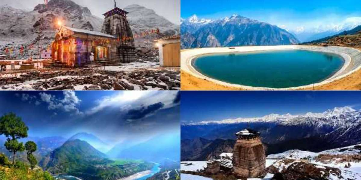 Top 5 places to visit in Uttarakhand