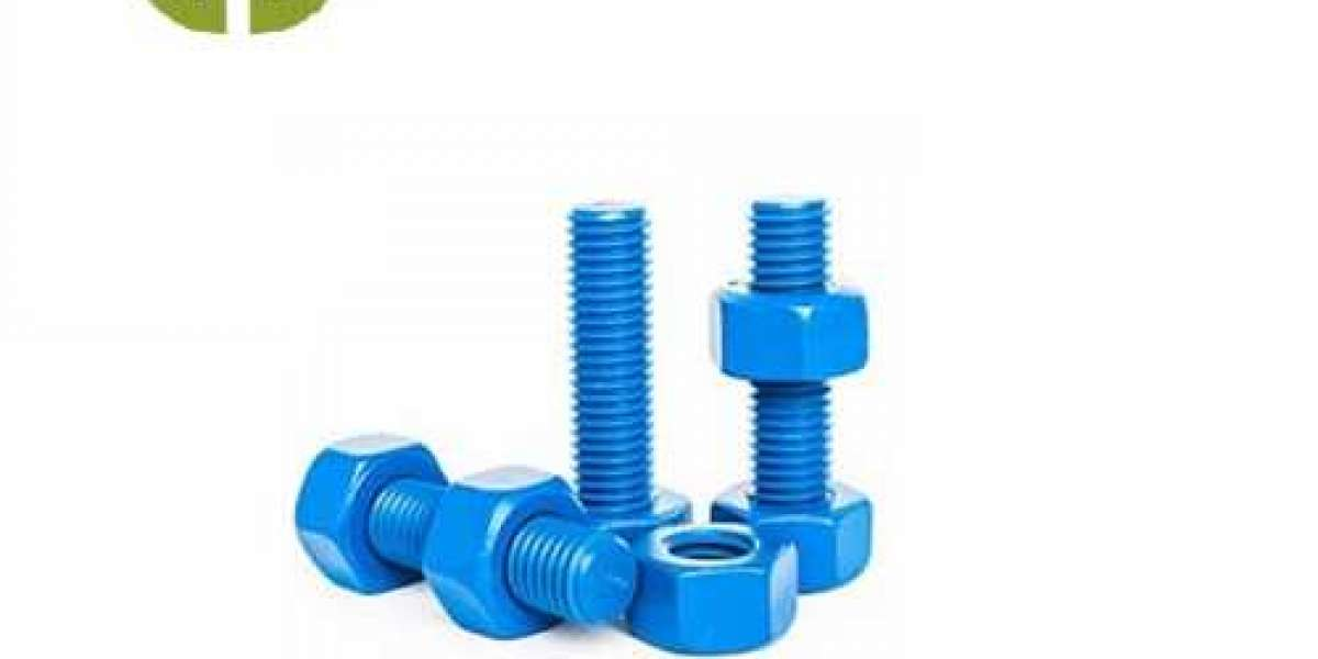 PTFE Coated Nuts and Bolts