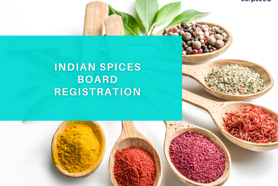 Indian Spices Board Registration