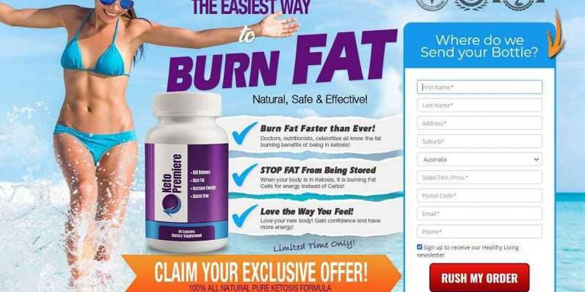 How To Use & Safe Keto Premiere Pills [Burn Fat]?