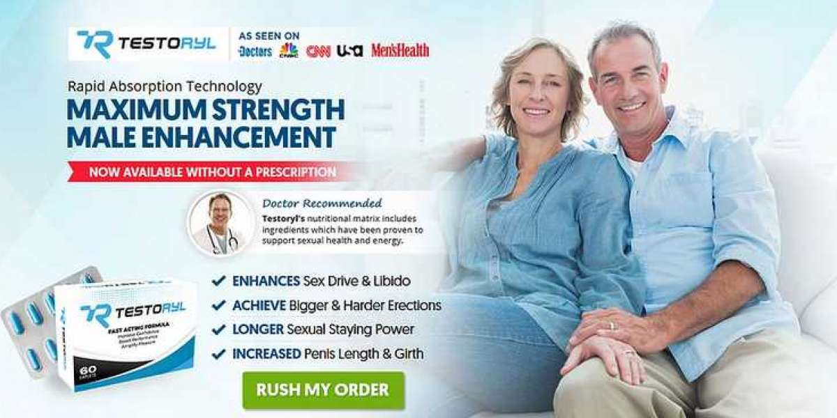 TestoRyl Male Enhancement [Reviews] 7 Question About This Products With Facts!!