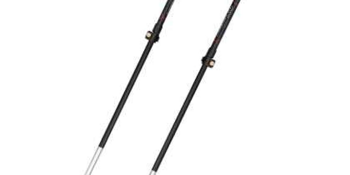 Hiking poles can be categorized into two different styles