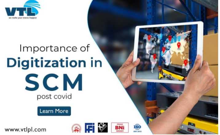 Importance of post-COVID in Supply Chain Management