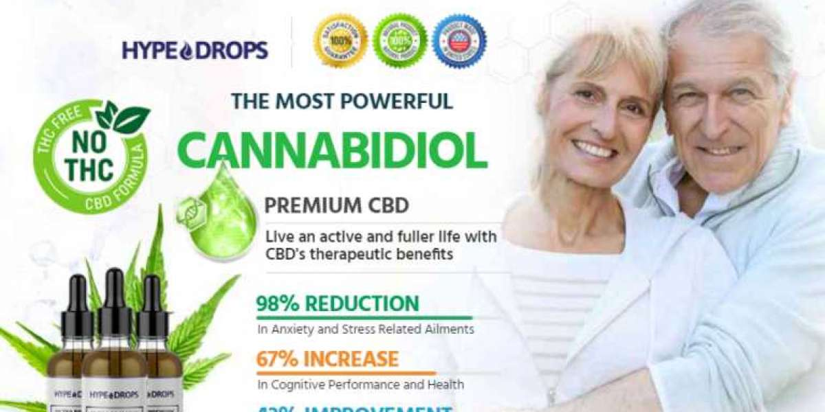 8 Must-haves Before Embarking On Hype Drops Cbd