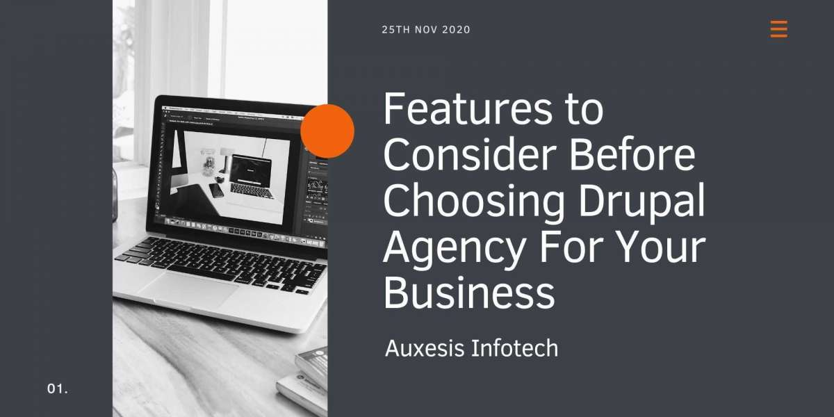 Features to Consider Before Choosing Drupal Agency For Your Business