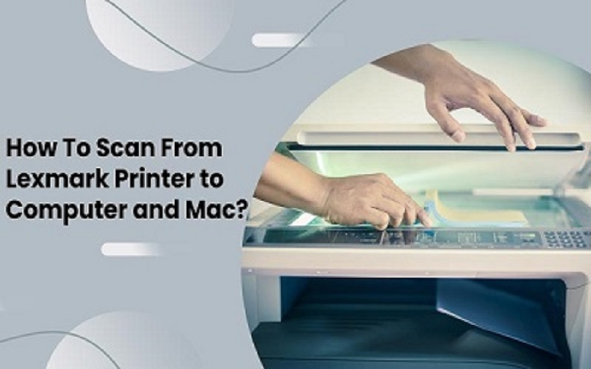 How Can I Scan a Document from Lexmark Printer to Computer - prompthelp's diary