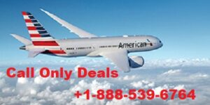 American Airlines Reservations Number +1-888-539-6764 ...