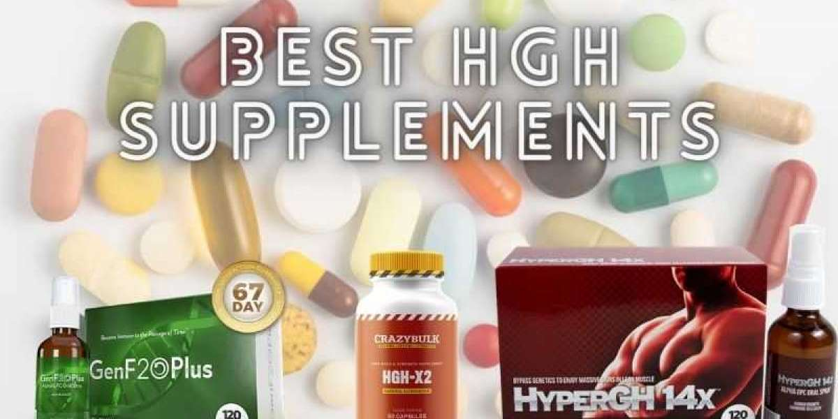 Which Are the Best HGH Supplements? – A Complete Review With Results!