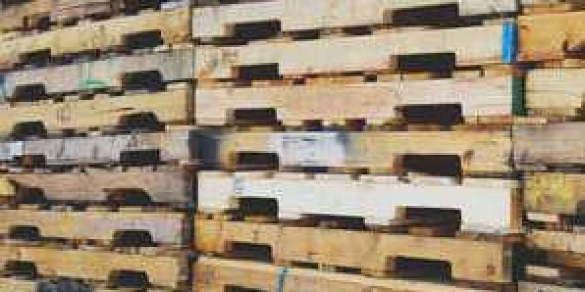 Pallets - Which Type Will Be Beneficial To Your Business?