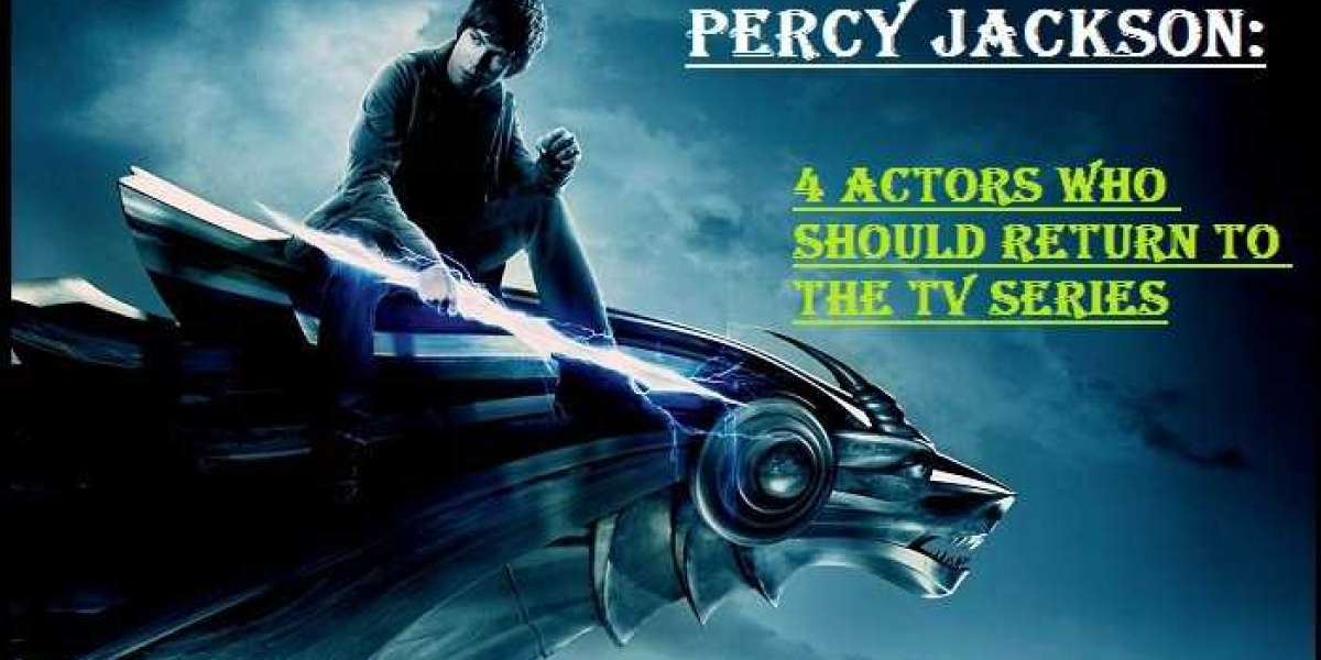 Percy Jackson: 4 Actors Who Should Return To The TV Series