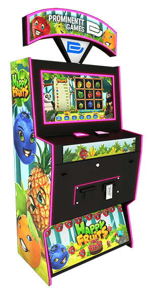 Metal Cabinet GP-05 | Skill Game Cabinet | Prominentt Games