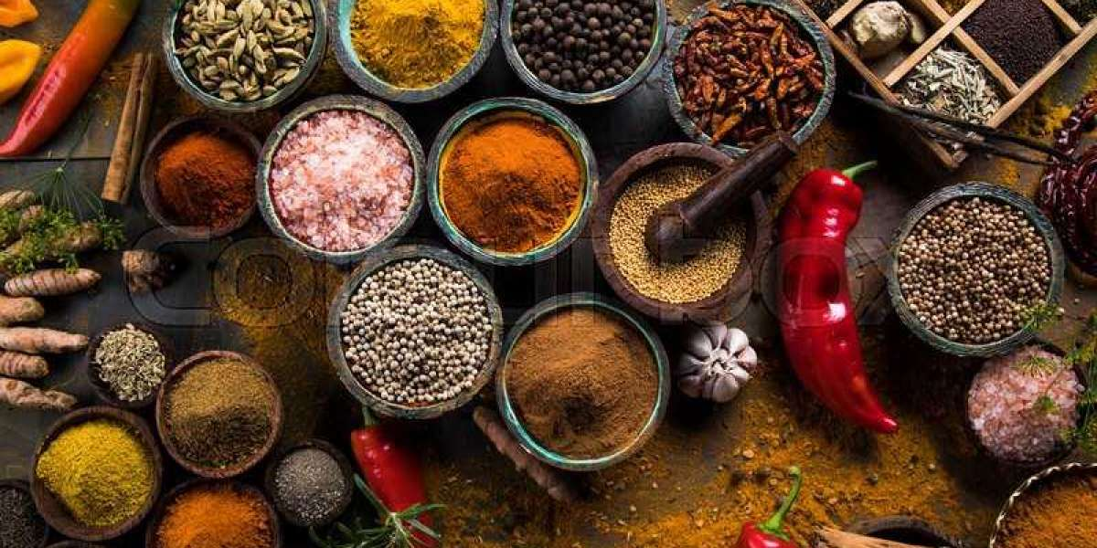 Eat Healthy and Tasty Food by Buying Indian Spices Online in UK