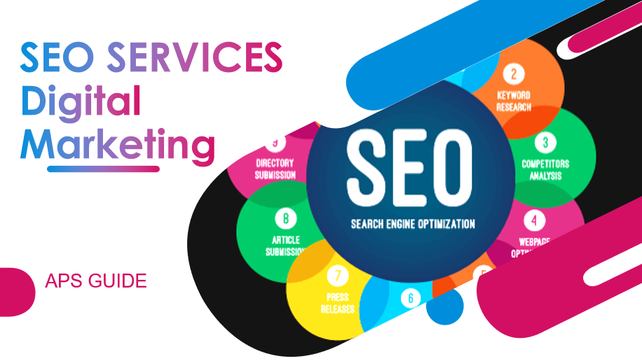 SEO Services & Digital Marketing Agency in India   APS GUIDE