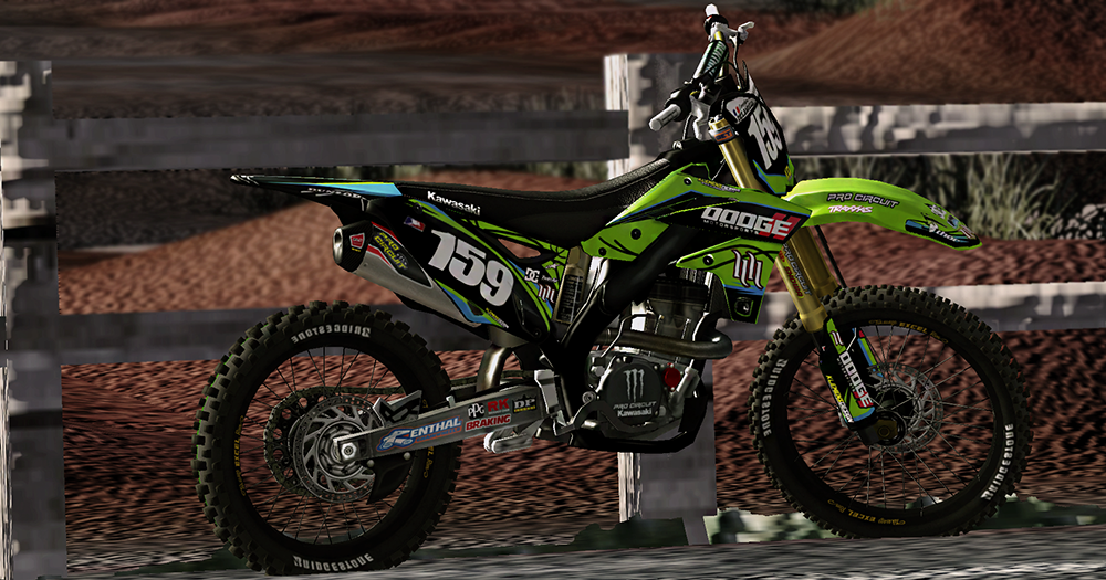 Everything Special About Kawasaki Graphics Kit