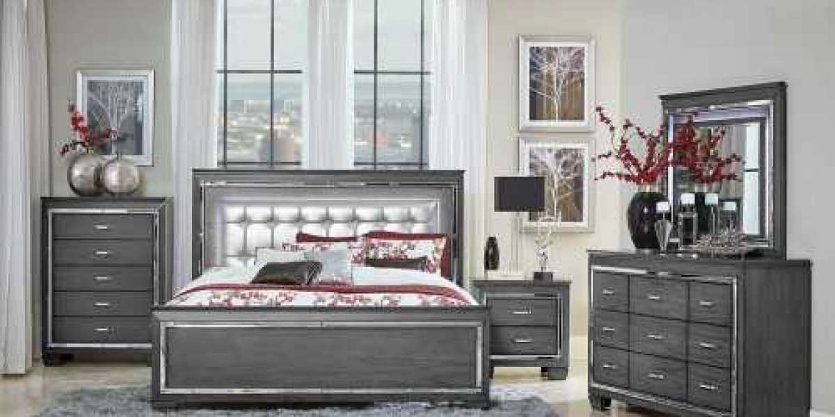 Contemporary Bedroom Set to Keep an Updated Sleeping Room