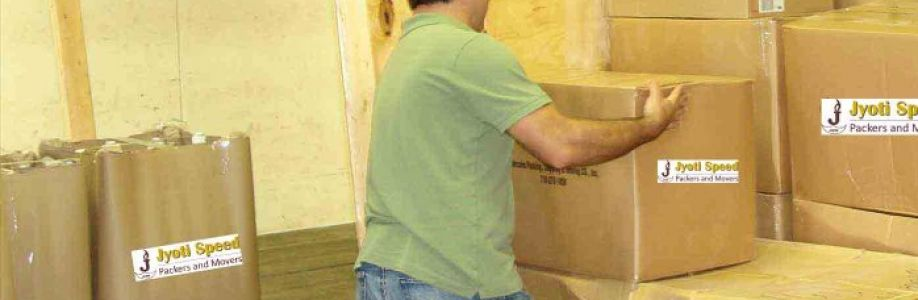 Jyoti Speed Packers Movers Cover Image
