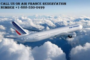 Air France Reservation +1-888-539-6764 for Flight Booking