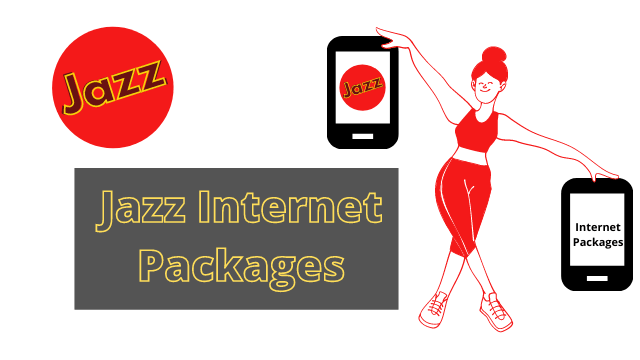 Jazz Internet Packages 2021 3G/4G Daily, Weekly & Monthly