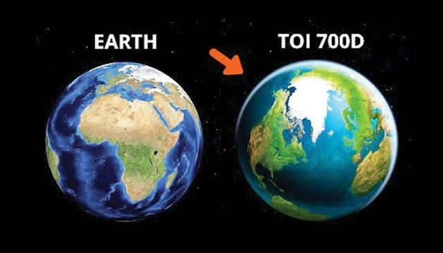 Earth like planet TOI-700D and life chances???