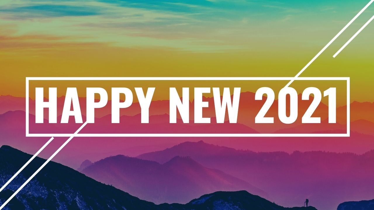 Happy New Year 2021 Motivational Quotes in English