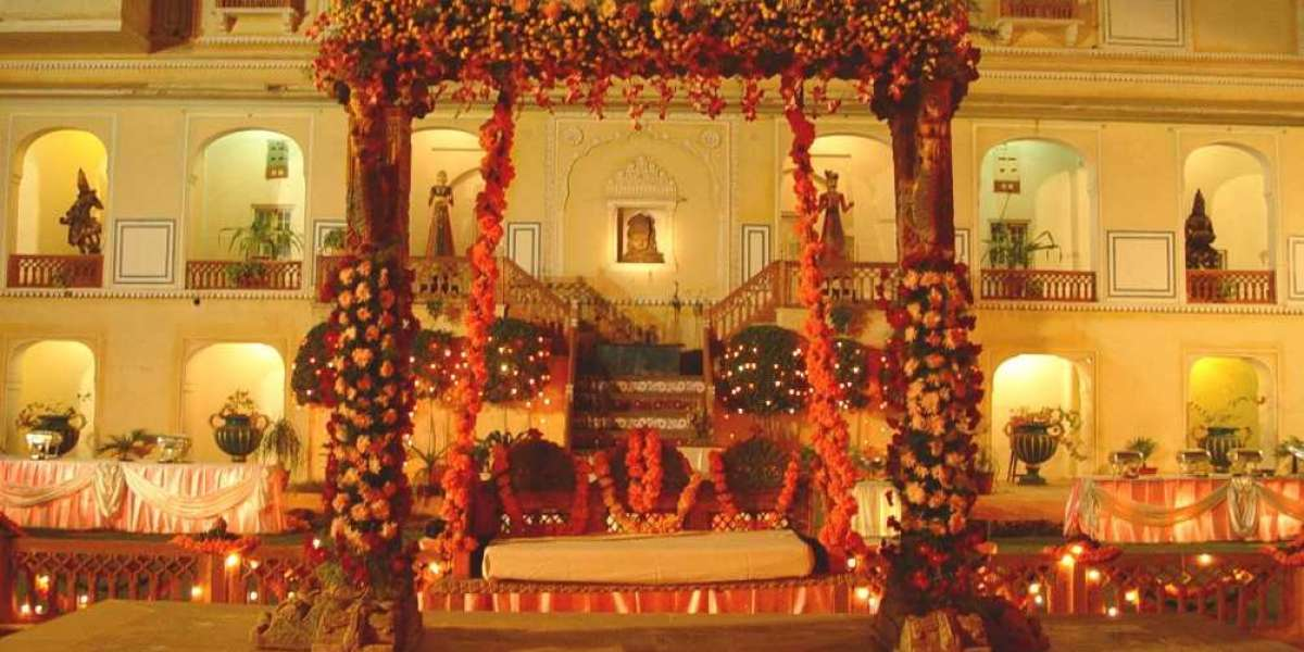 Best Destination Wedding Places in Jaisalmer @Heart Desires Wedding