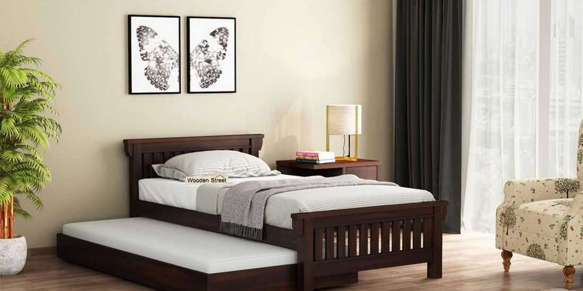Know About the Benefits of Trundle Bed