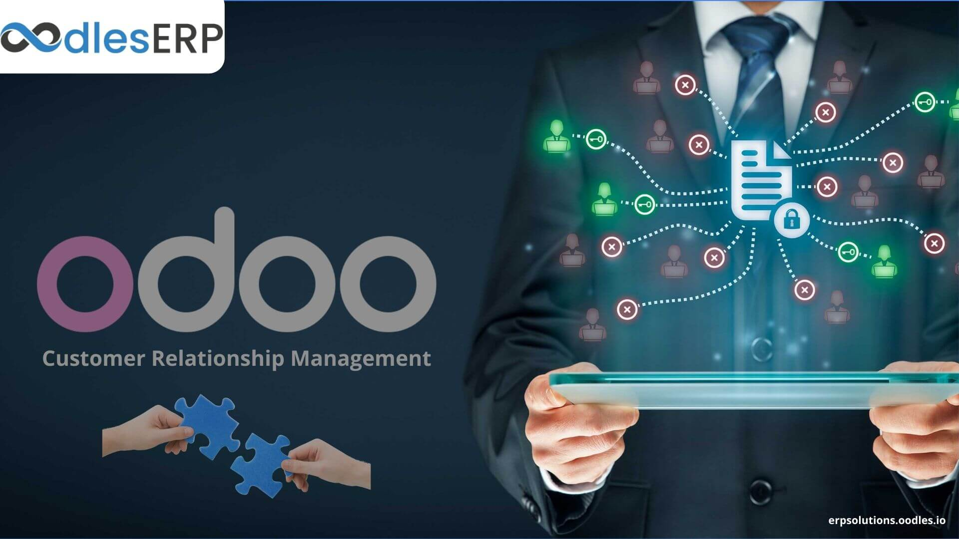 Odoo CRM Software Development: Features and Benefits