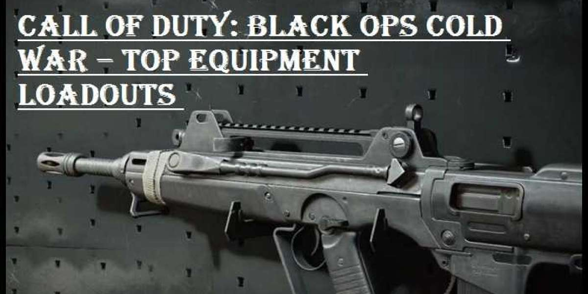 Call of Duty: Black Ops Cold War – Top Equipment Loadouts