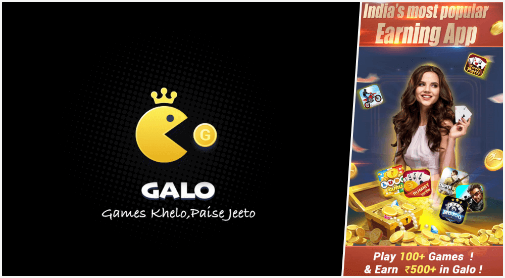 Galo App - Get Rs. 50 on Signup | Play Games & Earn Money - Freebies Loot