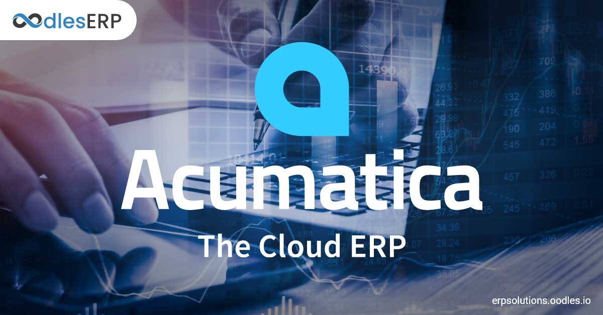 Acumatica Cloud ERP Solutions For Retail and eCommerce Businesses