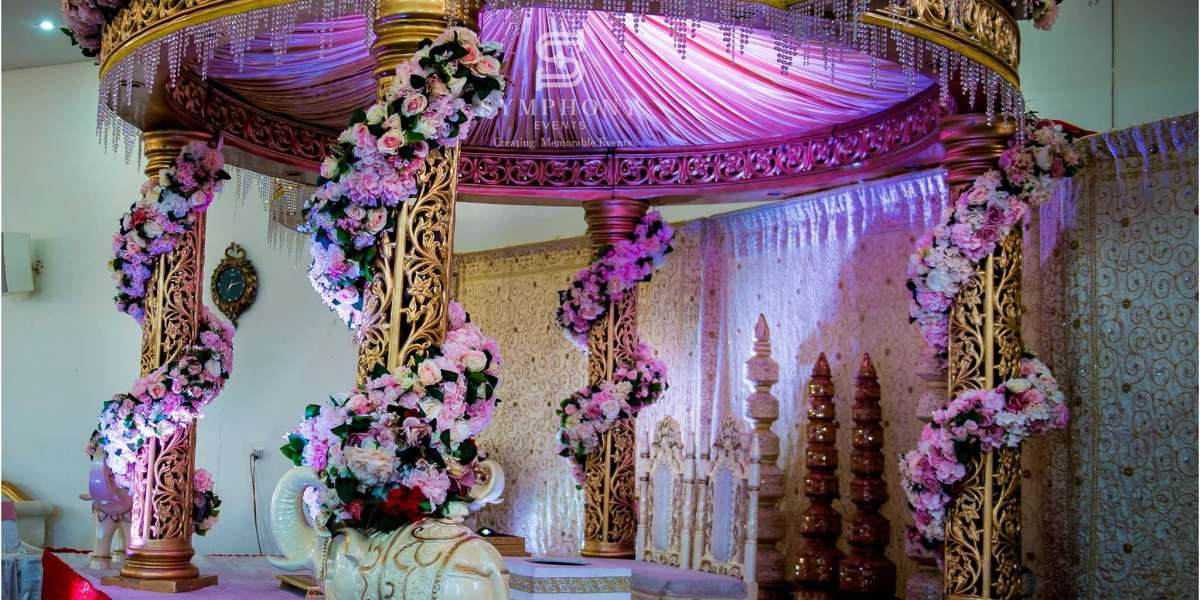 Engagement Party Decorations in Sydney - Symphony Events