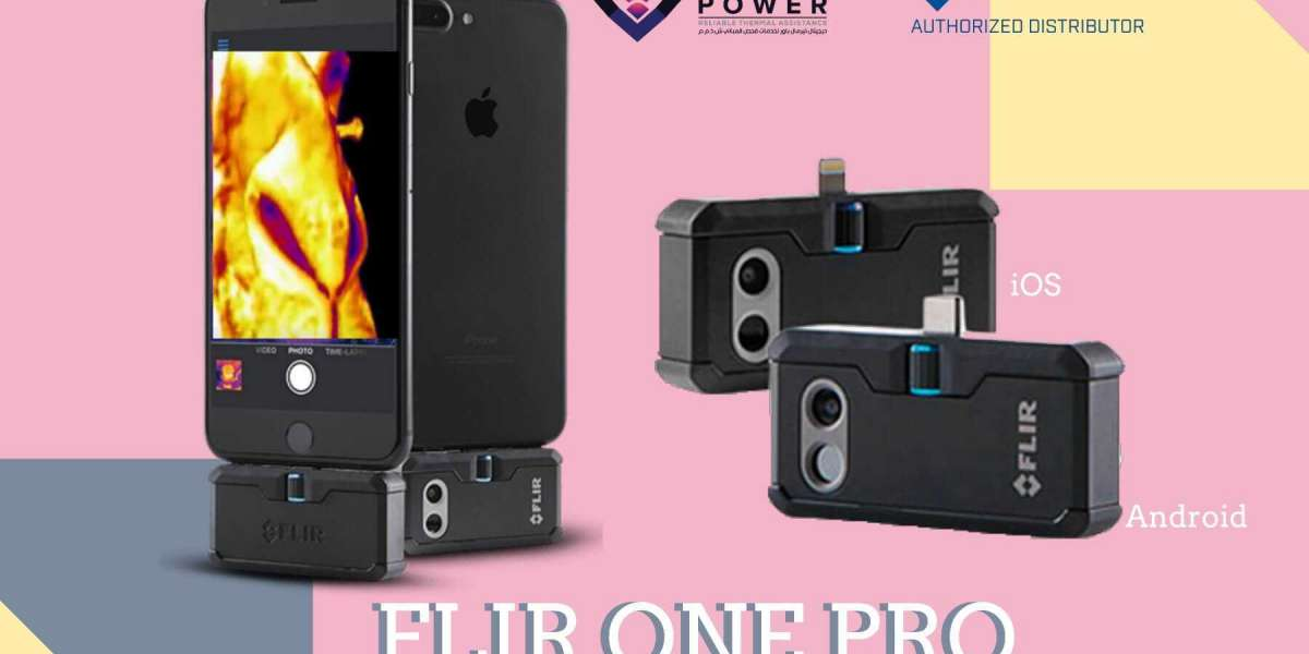 FLIR One Pro Thermal Camera for Smartphones