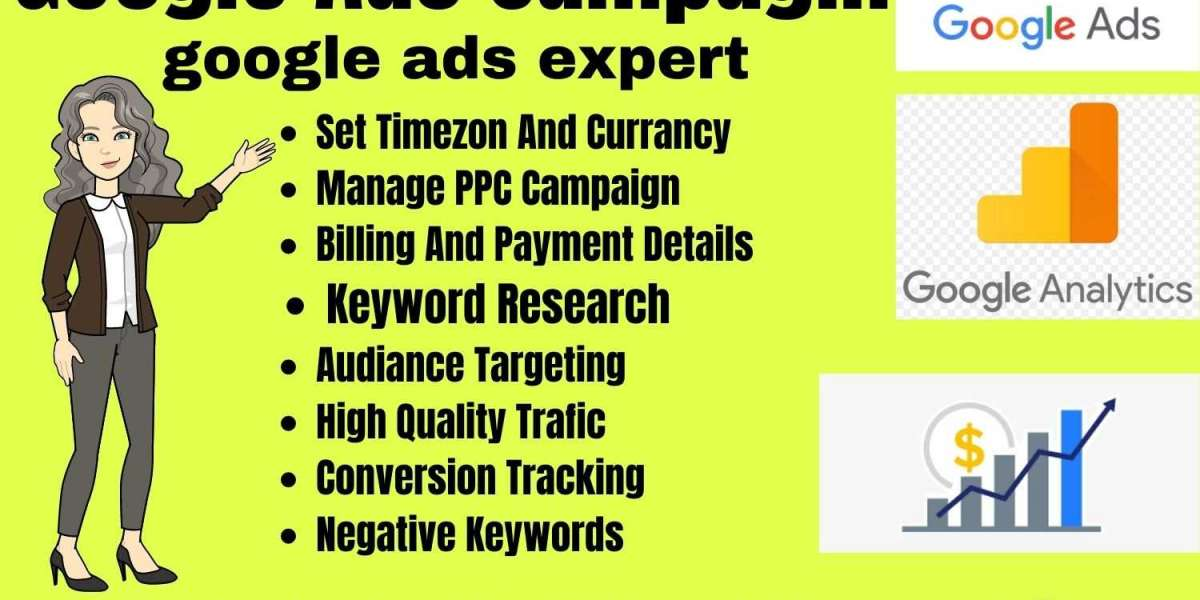 I Will Professionally Manage And Optimize Your Google Ads Campaign
