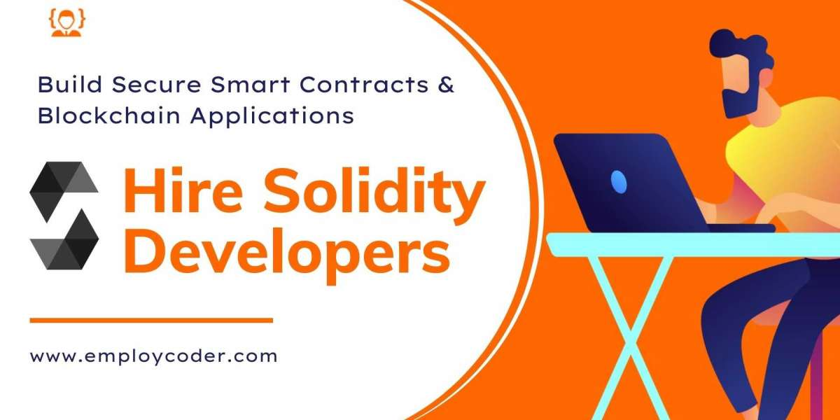 Hire Solidity Developers to Build Blockchain Applications