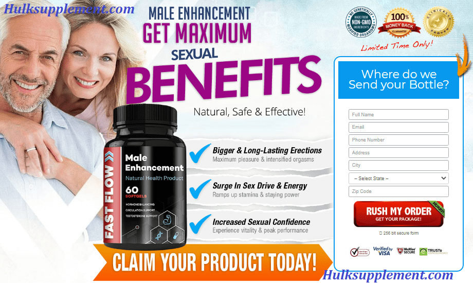 Flow 3xl Male Enhancement Reviews - Does This Pills Really Work Or Not? - Hulk Supplement