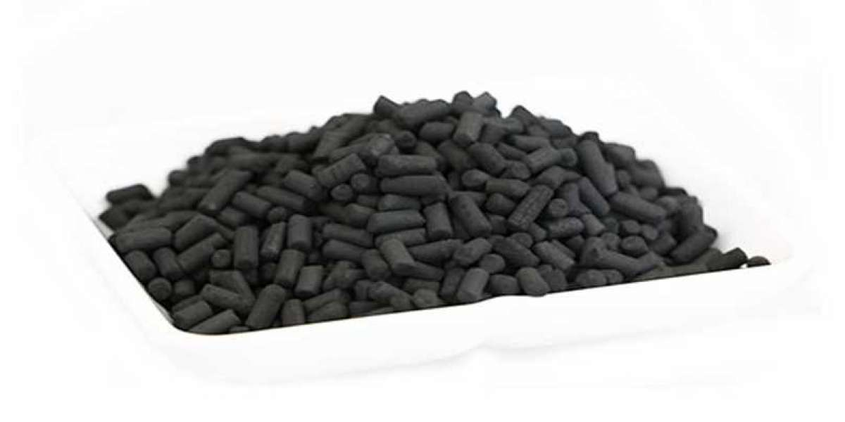 Application of Coal Columnar Activated Carbon in Wastewater Treatment
