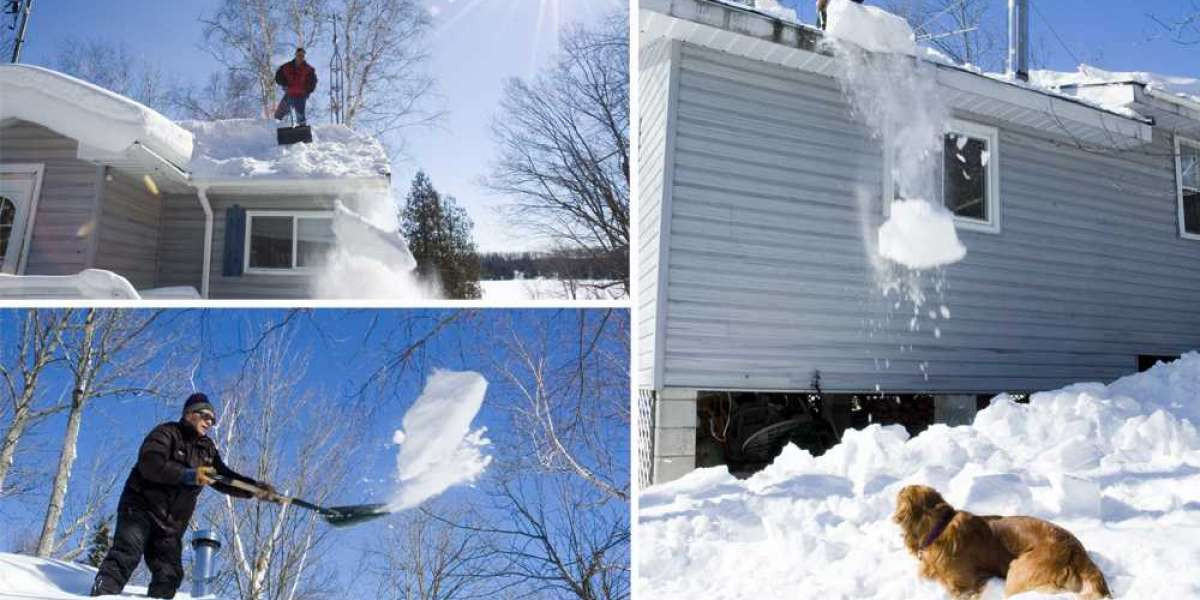Roof Snow Removal Tips That Works