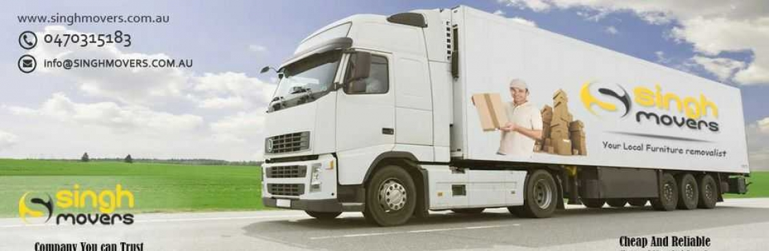 Singh Movers Cover Image