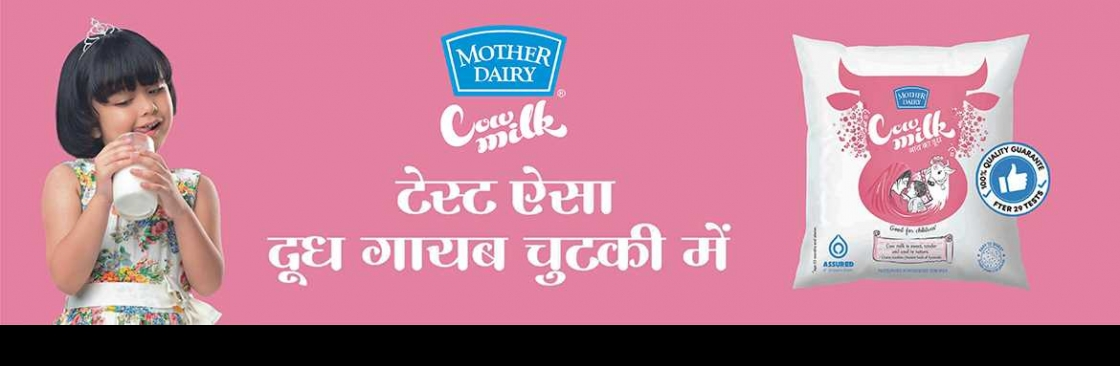Mother Dairy Distributor Cover Image