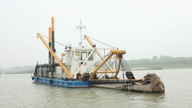 Cutter Suction Dredger Manufacturers – Cuts Hard Soil into Fragments  Article - ArticleTed -  News and Articles