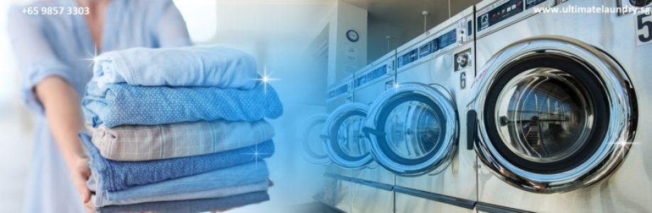 Ultimate Laundry Cover Image