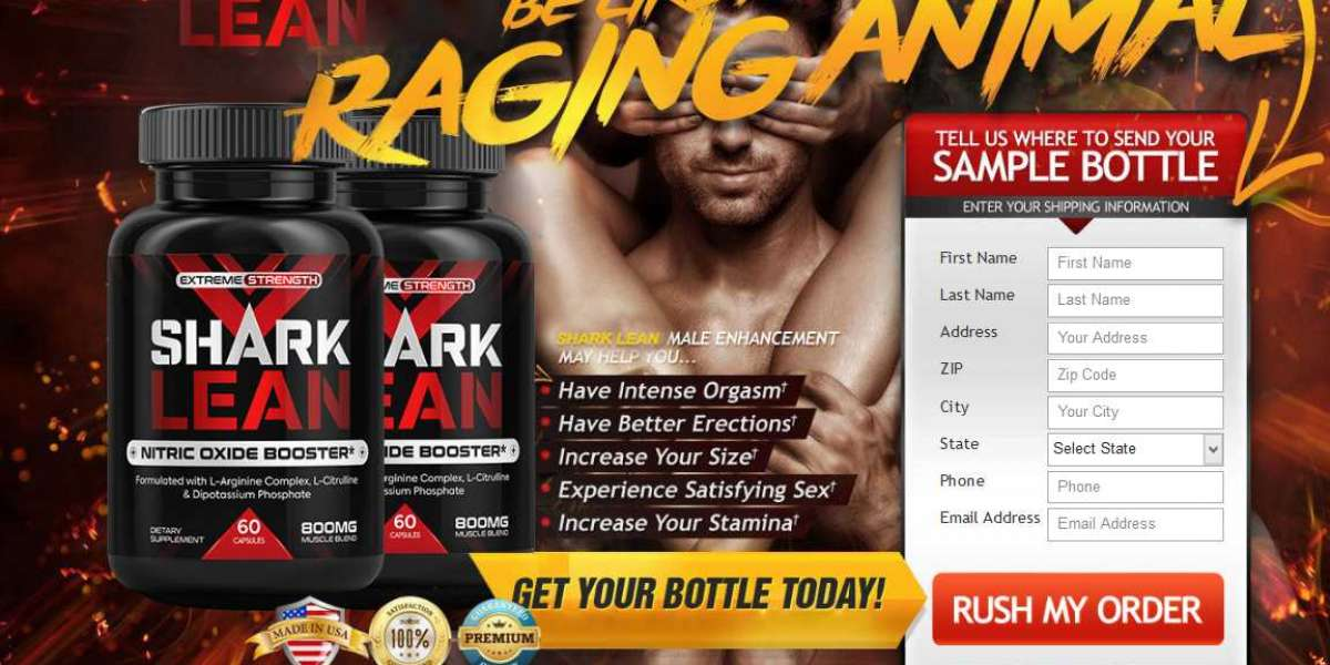 What Is Shark Lean Male Enhancement (Testo Booster)?
