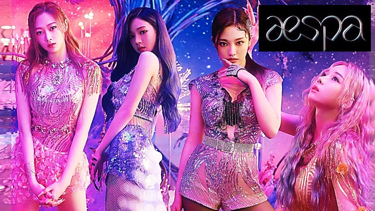 Aespa group : A new sensation in K-pop with Black Mamba - MusicClubb