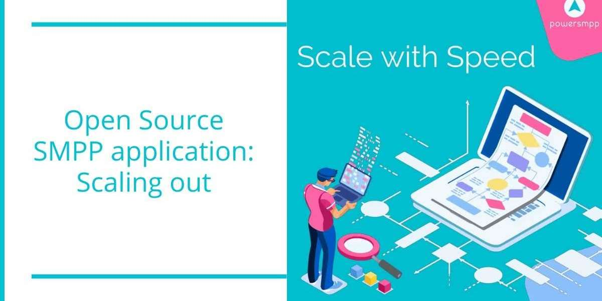 Open Source SMPP application : Scaling out