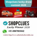 SHOP CLUES LUCKY DRAW HELP Profile Picture