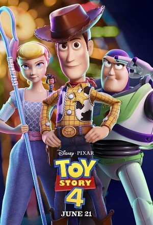 TOY STORY 4(2019)