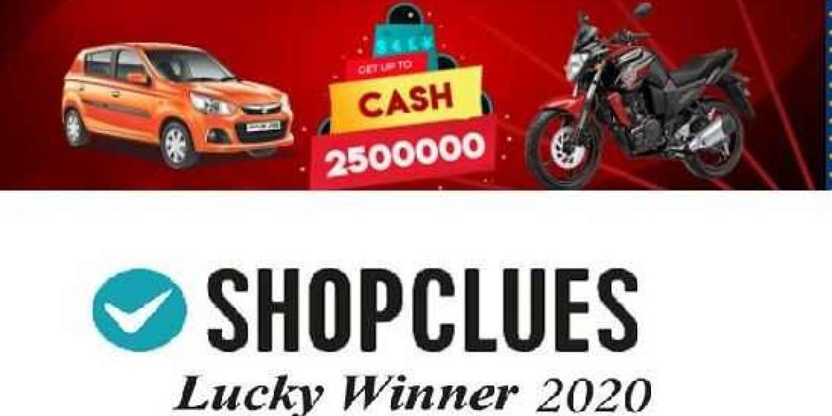 SHOP CLUES LUCKY DRAW CONTEST 2020